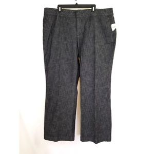 Coldwater Creek Size 22 Trouser Fit Jeans Bootcut